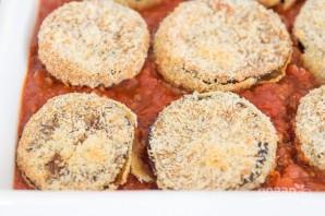 Запеканка из баклажанов с сыром и фаршем - фото шаг 7