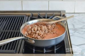 Итальянская макаронная запеканка - фото шаг 7