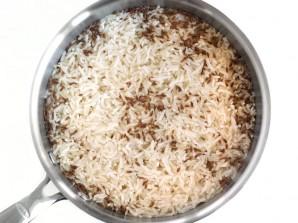 Рассыпчатый рис на гарнир - фото шаг 3