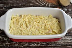 Мясо в картофельной шубке - фото шаг 7