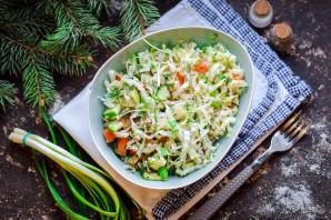 Салат из китайской капусты - фото шаг 8
