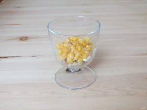 Салат из горошка и кукурузы - фото шаг 6