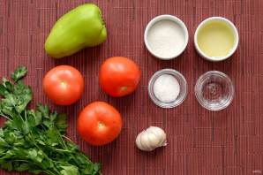 Закусочные помидоры - фото шаг 1