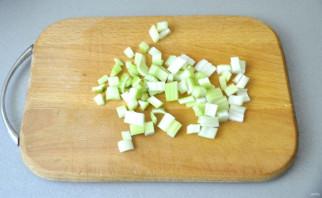 Мильфей с мясом, гречкой и овощами - фото шаг 10