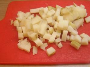 Салат из копченой селедки - фото шаг 1