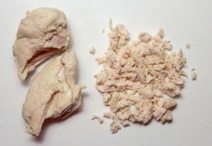 Салат в хлебе - фото шаг 1