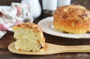 Творожный кекс с яйцами - фото шаг 7