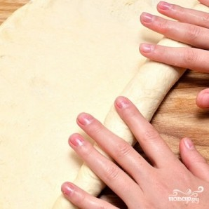 Французский багет - фото шаг 9