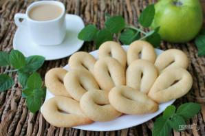 Итальянское песочное печенье - фото шаг 8
