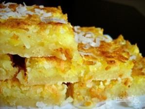 Лимонно-кокосовый пирог - фото шаг 6