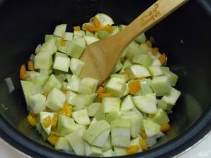 Кабачковая икра с морковкой и луком - фото шаг 3