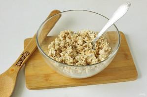 Овсяное печенье на молоке - фото шаг 2