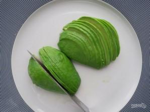 Панированная камбала с авокадо - фото шаг 4