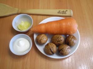 Салат из свежей морковки - фото шаг 1