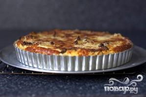 Пирог с луком и цветной капустой - фото шаг 7