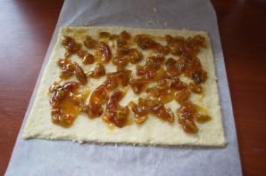Печенье на кефире с вареньем - фото шаг 5
