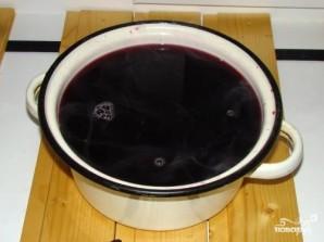 Желе из черной смородины - фото шаг 4