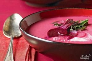 Суп из свёклы - фото шаг 9