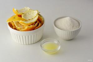 Варенье из апельсиновых корок - фото шаг 1