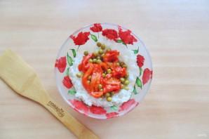 Китайский салат из сладкого перца