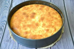 Пирог с персиками от Юлии Высоцкой - фото шаг 14