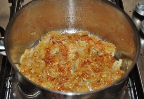 Луково-винный соус - фото шаг 3