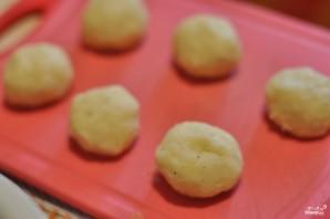 Картофельные клецки постные - фото шаг 3