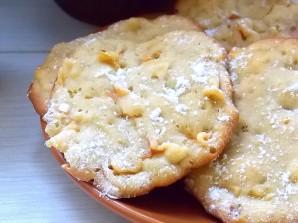 Деревенское яблочное печенье - фото шаг 10