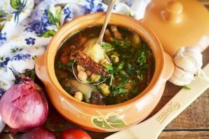 Пити (азербайджанский суп) - фото шаг 11
