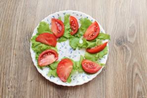Салат с печенью и болгарским перцем - фото шаг 5