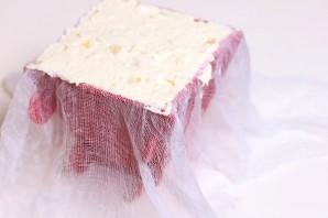 Пасха творожная с кокосовым молоком - фото шаг 13