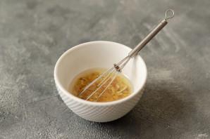 Винегрет с медово-горчичной заправкой - фото шаг 6