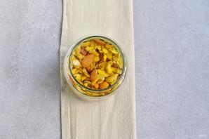 Мед с орехами - фото шаг 5