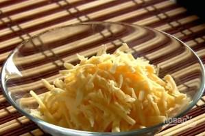Картошка, фаршированная перепелиными яйцами - фото шаг 5