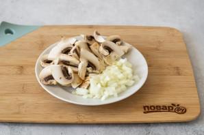 Рисовая каша с грибами - фото шаг 3