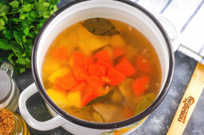 Шотландский суп