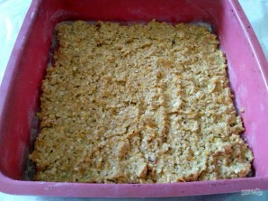 Яблочный пирог из овсяного теста - фото шаг 8