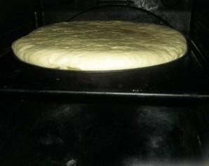 Рыбный пирог на майонезе - фото шаг 8