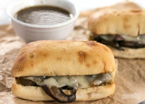 Вегетарианские французские сэндвичи - фото шаг 12