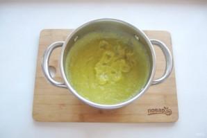Диетический суп-пюре из кабачков - фото шаг 8
