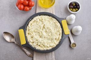 Греческий пирог с козьим сыром - фото шаг 6