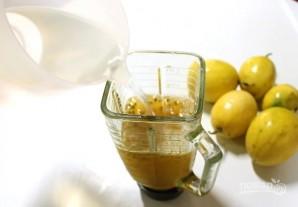 Натуральный сок из маракуйи - фото шаг 3