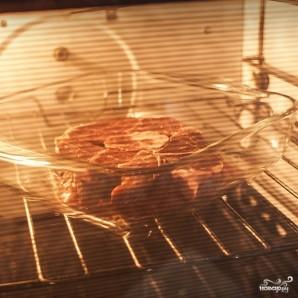 Стейки из говядины в духовке - фото шаг 3