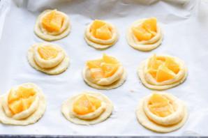 Творожное печенье с апельсином - фото шаг 8