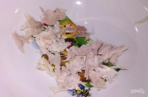 Легкий гречневый суп на бульоне из птицы - фото шаг 7