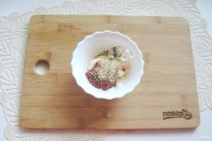 Картошка с курицей по-деревенски в духовке - фото шаг 2