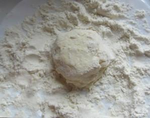 Сырники из сырковой массы - фото шаг 3