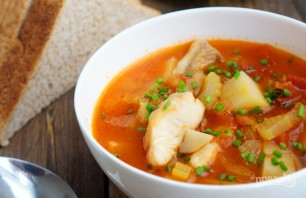 Рыбный суп - фото шаг 7