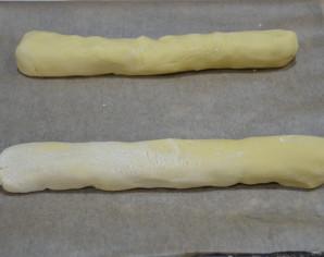 Пирог с грушами и сливами - фото шаг 8