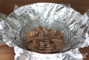 Копченая рыба в духовке - фото шаг 2
